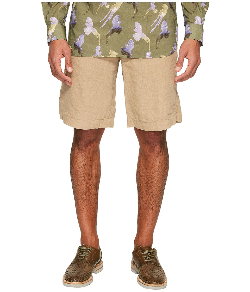 Missoni - Dyed Linen Shorts