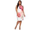 Calvin Klein Plus - Plus Size Printed Sheath Dress
