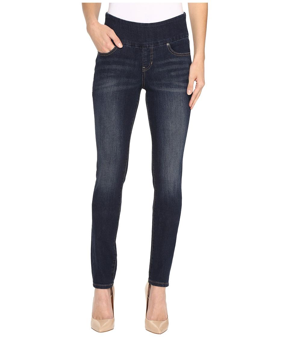Jag Jeans - Nora Pull-On Frontline Denim Skinny in Deep Ocean (Deep Ocean) Womens Jeans