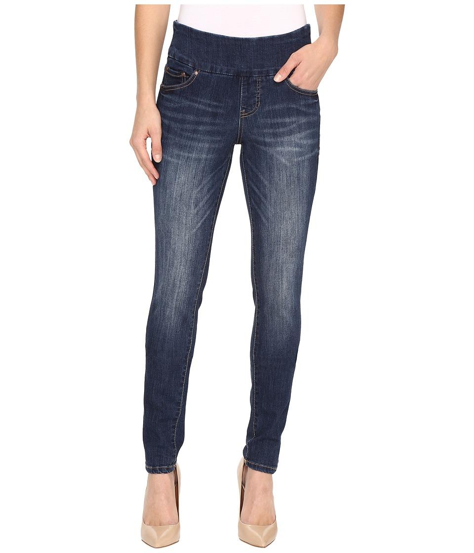 Jag Jeans Nora Pull-On Frontline Denim Skinny in Flatiron (Flatiron) Women