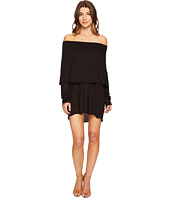Culture Phit - Austen Off the Shoulder Fold-Over Dress