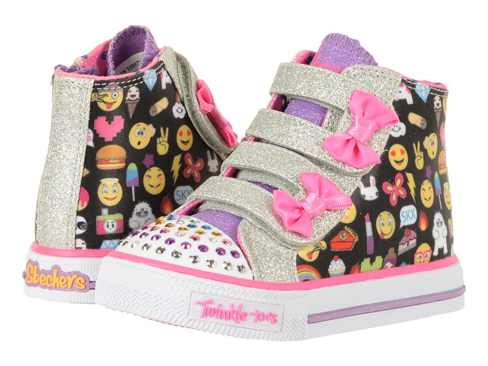 SKECHERS KIDS - Shuffles 10687N Lights