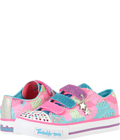 SKECHERS KIDS - Shuffles 10760L Lights (Little Kid/Big Kid)