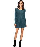 Brigitte Bailey - Rebecca Fuzzy Long Sleeve Dress