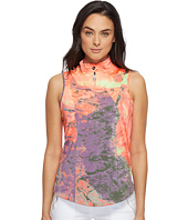 Jamie Sadock - Lava Print Sleeveless Top