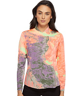 Jamie Sadock - Lava Print Long Sleeve Top