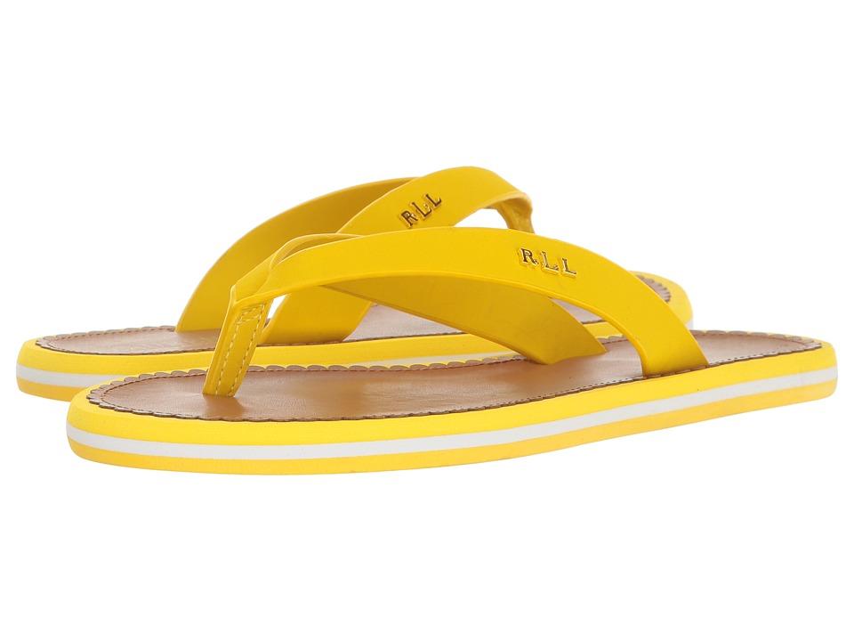 LAUREN Ralph Lauren Ryanne (Vibrant Yellow 1) Women