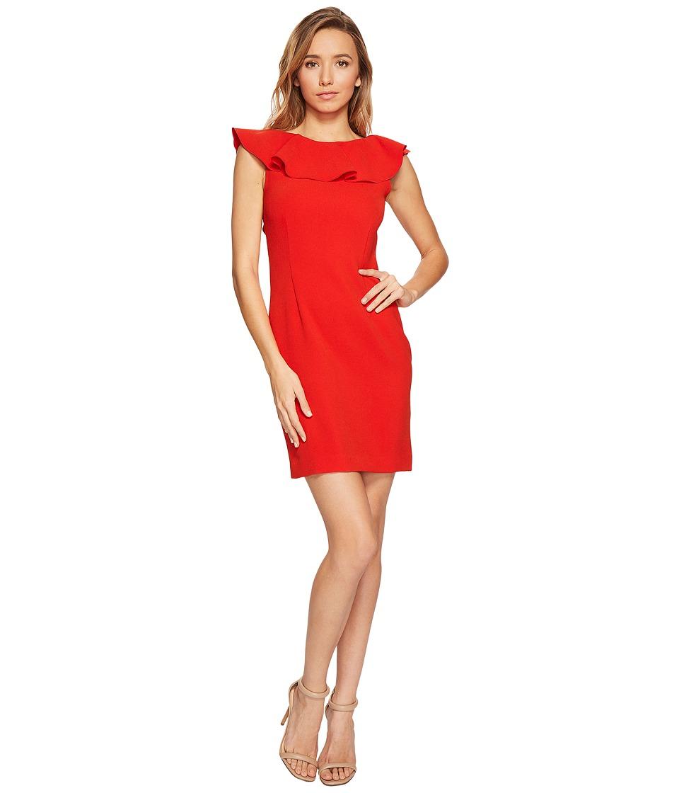 Rachel Zoe Deandrea Dress (Strawberry) Women