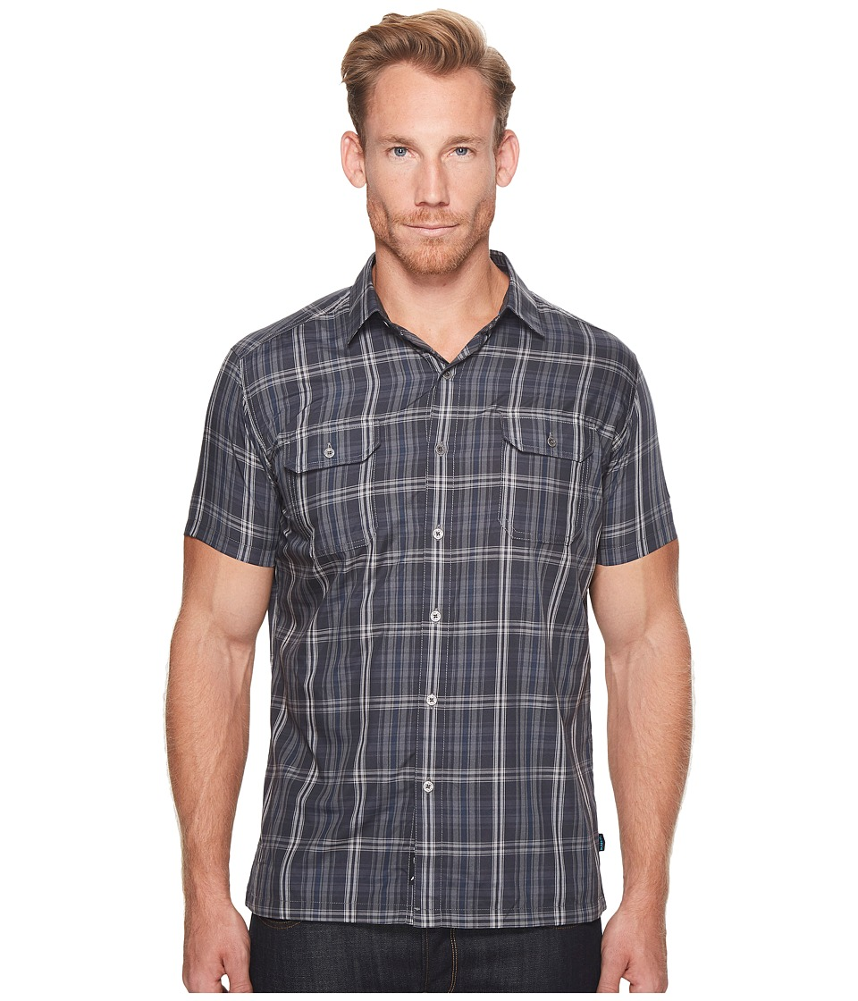KUHL - Responsetm (Blackout) Mens Short Sleeve Button Up