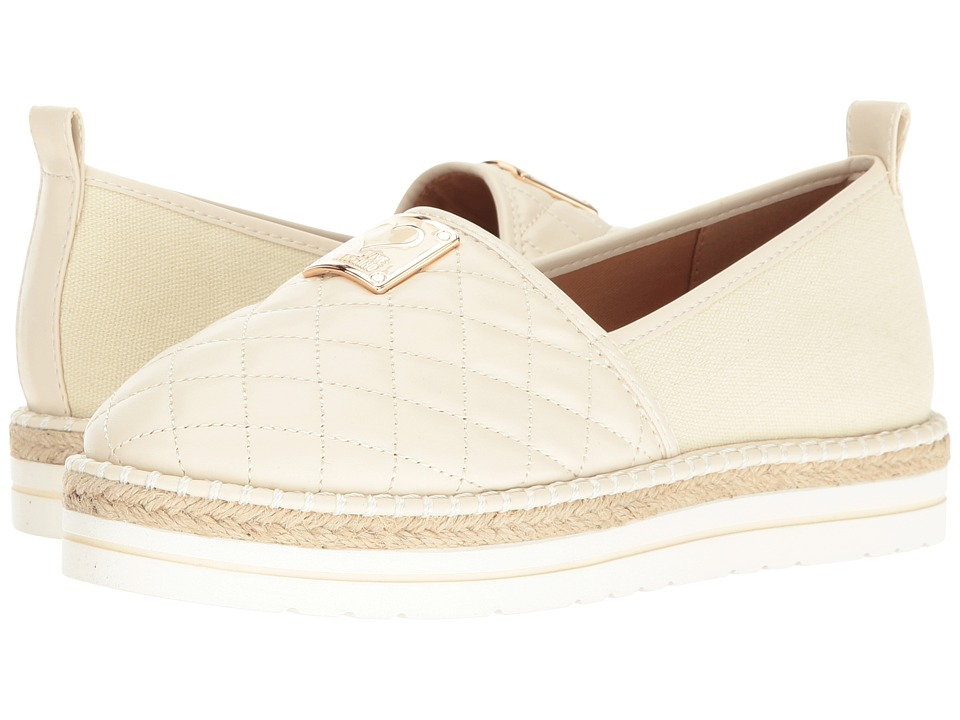 LOVE Moschino Superquilted Espadrille (White) Women