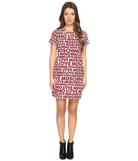 LOVE Moschino T-Shirt Dress