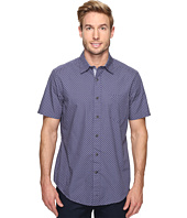Nautica - Short Sleeve Dots Print Shirt