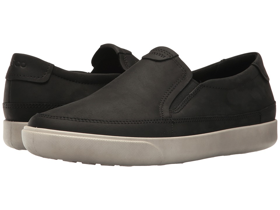 ECCO Gary Slip-On (Black) Men