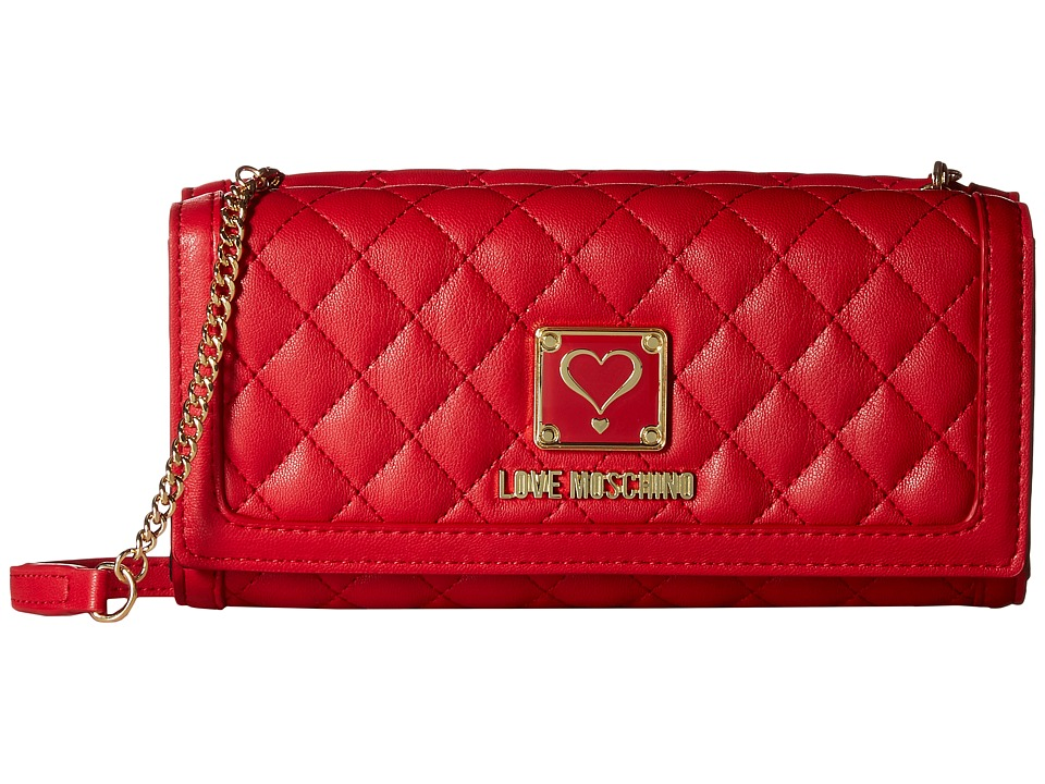 LOVE Moschino - Superquilted Small Crossbody