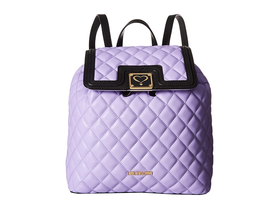 LOVE Moschino - Superquilted Fold-Over