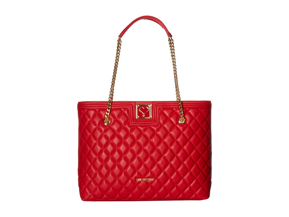 LOVE Moschino - Superquilted Large Tote