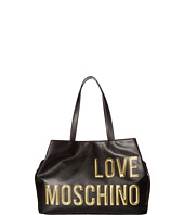 LOVE Moschino - Logo Font Tote