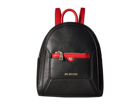 LOVE Moschino Detachable Pocket Backpack