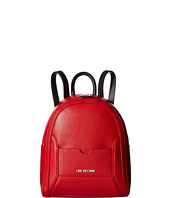 LOVE Moschino - Detachable Pocket Backpack