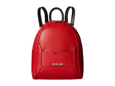 LOVE Moschino Detachable Pocket Backpack