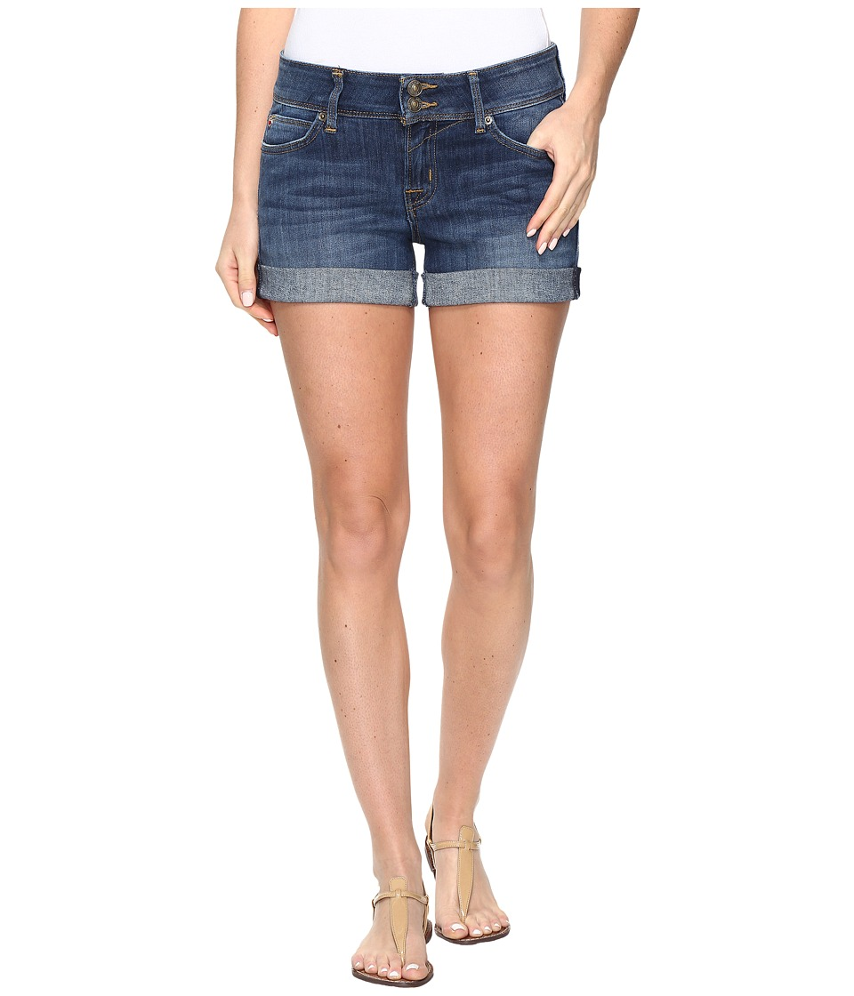 Hudson - Croxley Mid Thigh Jean Shorts in Adventageous (Adventageous) Womens Shorts
