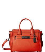 COACH - Soft Grain Leather Coach Soft Swagger 27