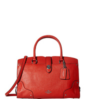 COACH - Grain Leather Mercer 30 Satchel