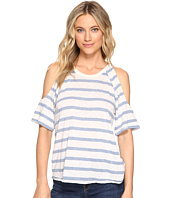 Splendid - Cliffbrook Stripe Open Shoulder Top