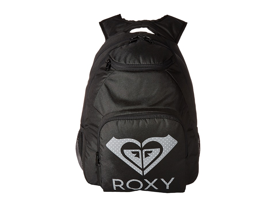 Roxy Shadow Swell Solid Backpack (Anthracite) Backpack Bags