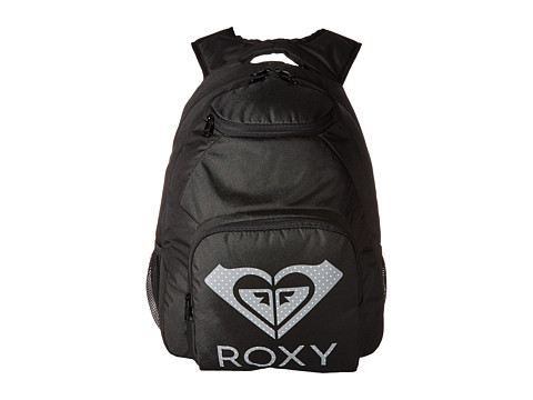 Roxy Shadow Swell Solid Backpack - Anthracite