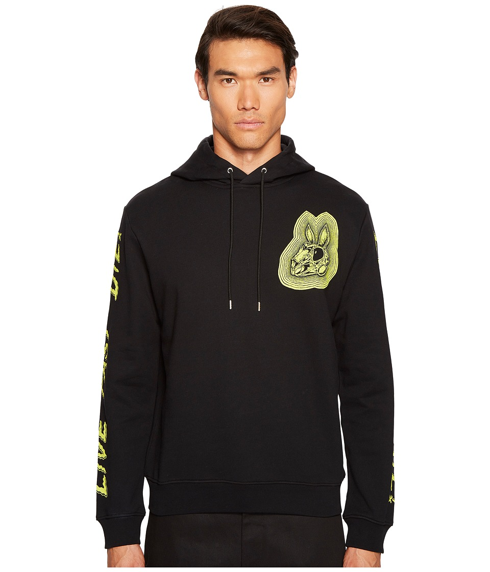 McQ McQ - Bunny be Here Clean Hoodie