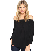 Splendid - Rayon Voile Off Shoulder Top