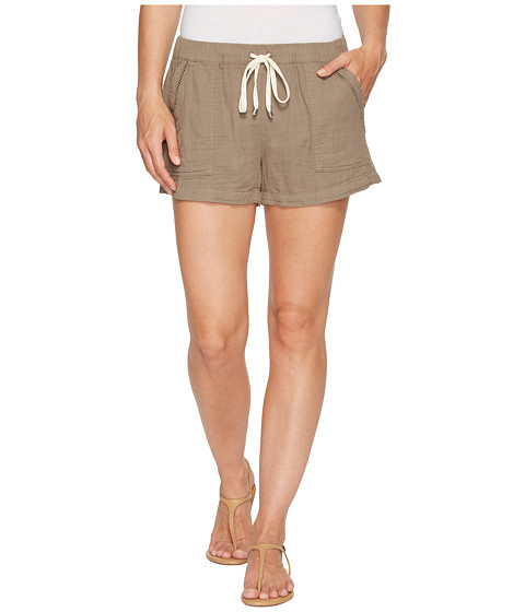 Splendid Double Cloth Shorts