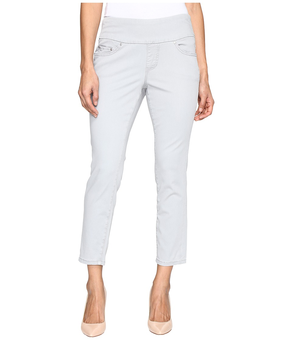 Jag Jeans Petite Petite Amelia Pull-On Slim Ankle in Bay Twill (Shadow) Women