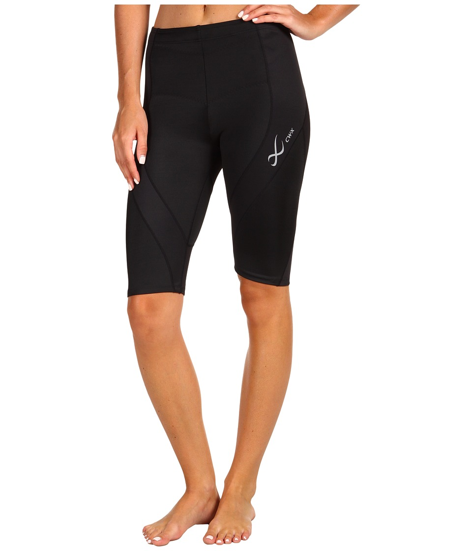 CW-X - Endurance Pro Short (Black) Womens Shorts