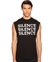 McQ - Triple Silence Sleeveless Tee