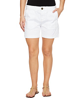 Jag Jeans Petite - Petite Somerset Relaxed Fit Shorts in Bay Twill