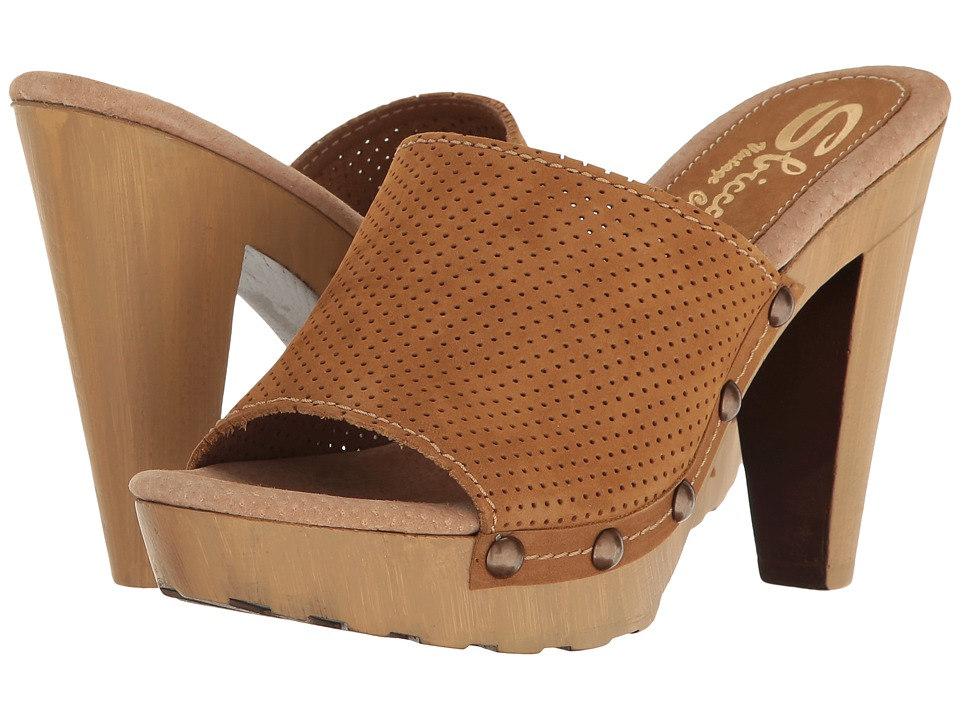 Sbicca - Donya (Tan) Women's Shoes