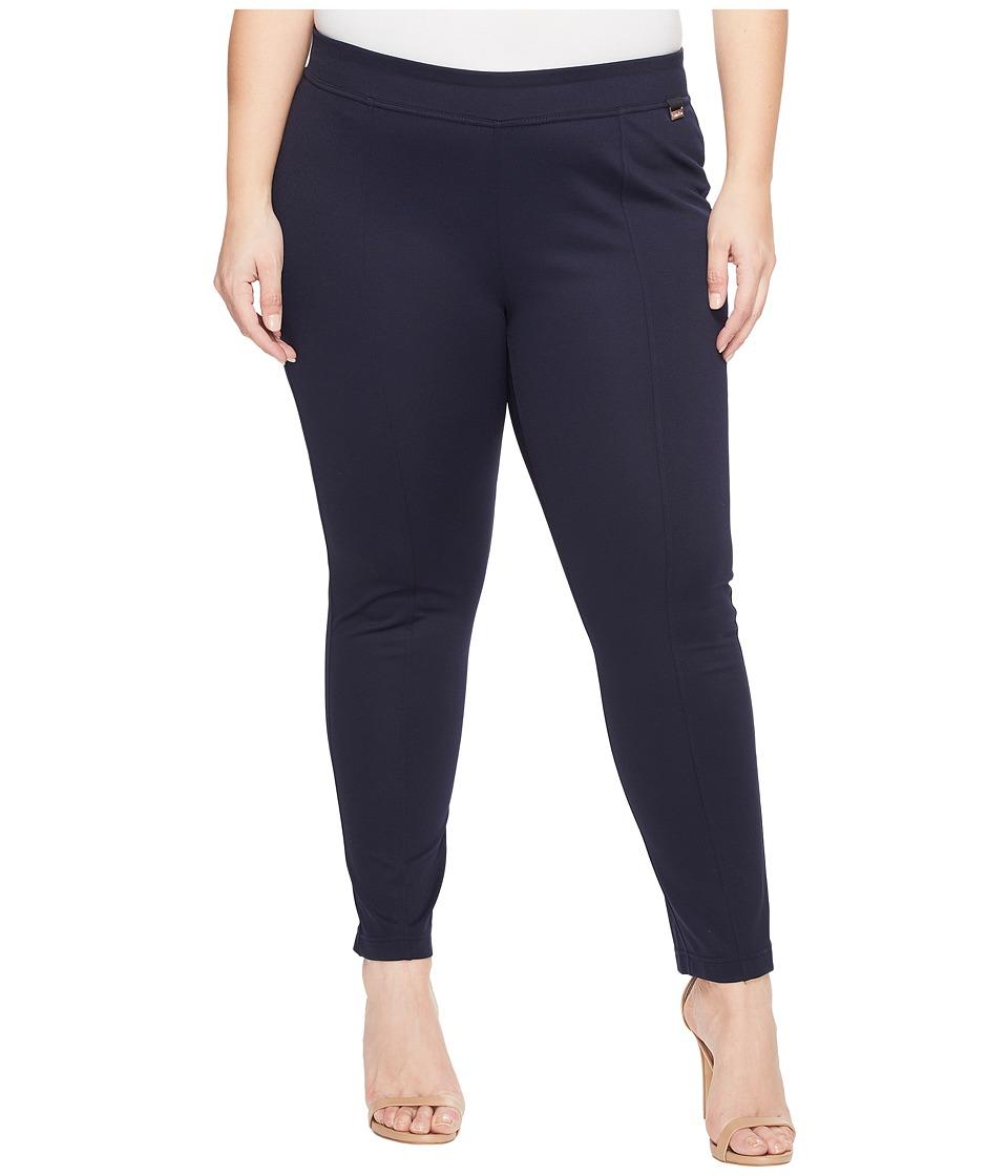 Calvin Klein Plus - Plus Size Seamed Pull-On Pant