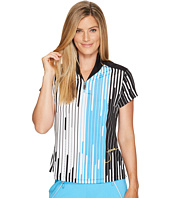 Jamie Sadock - Piano Print Short Sleeve Top