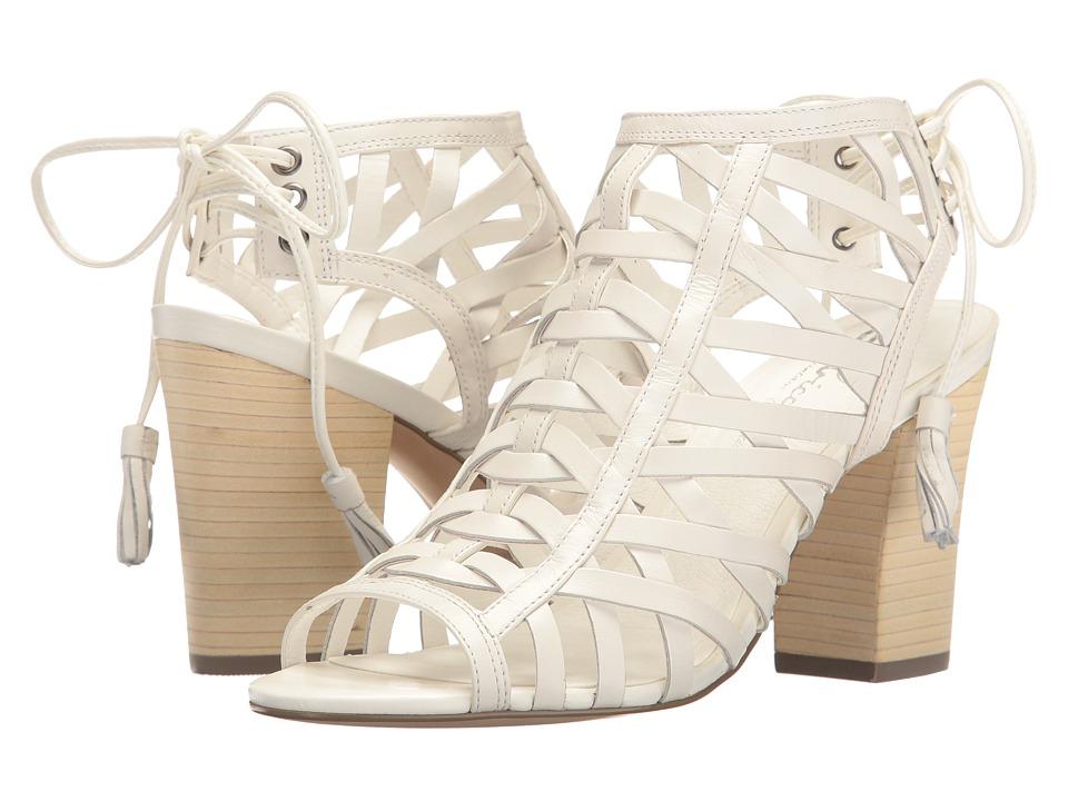 Sbicca Geovana (White) High Heels
