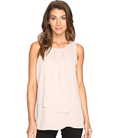 Karen Kane - Front Pleat Asymmetric Top