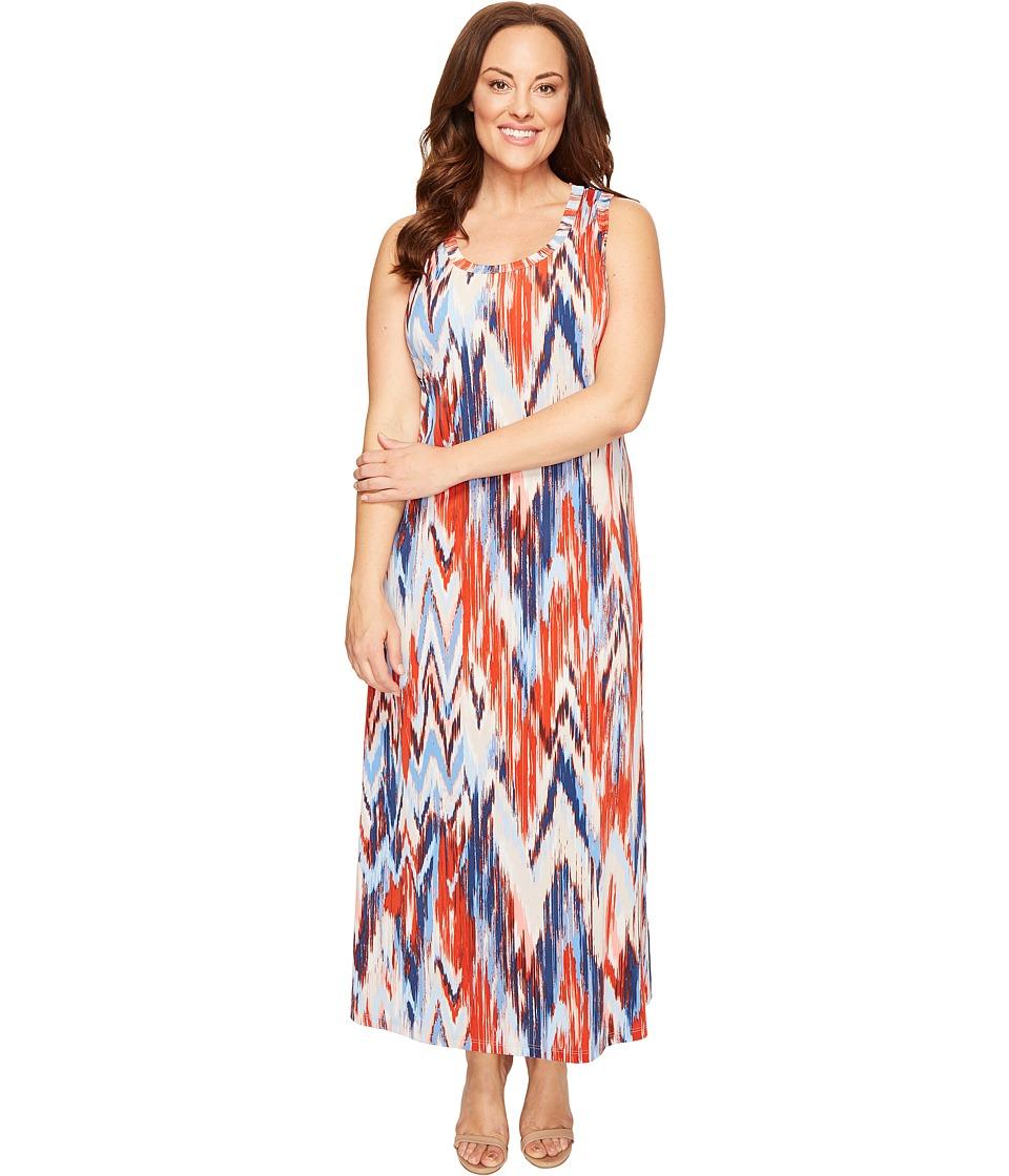 Karen Kane Plus - Plus Size Maxi Tank Dress