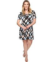 Karen Kane Plus - Plus Size A-Line Dress