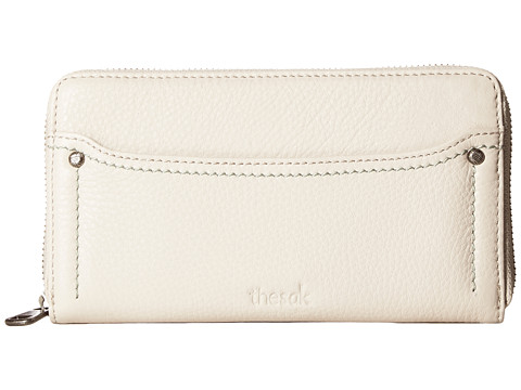 The Sak Sonora Zip Around Wallet - Stone Canyon Perf
