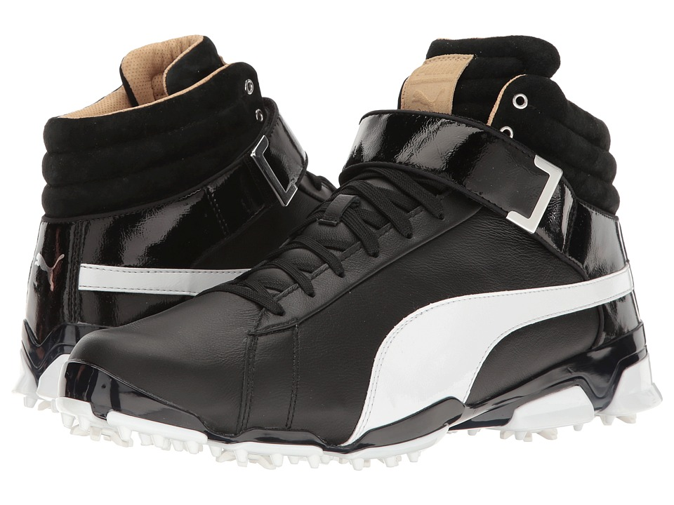 PUMA Golf Titantour Ignite Hi-Top SE (Puma Black/Puma White) Men