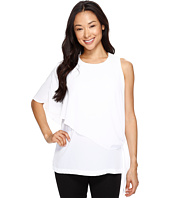 Karen Kane - Asymmetric Side Tie Top