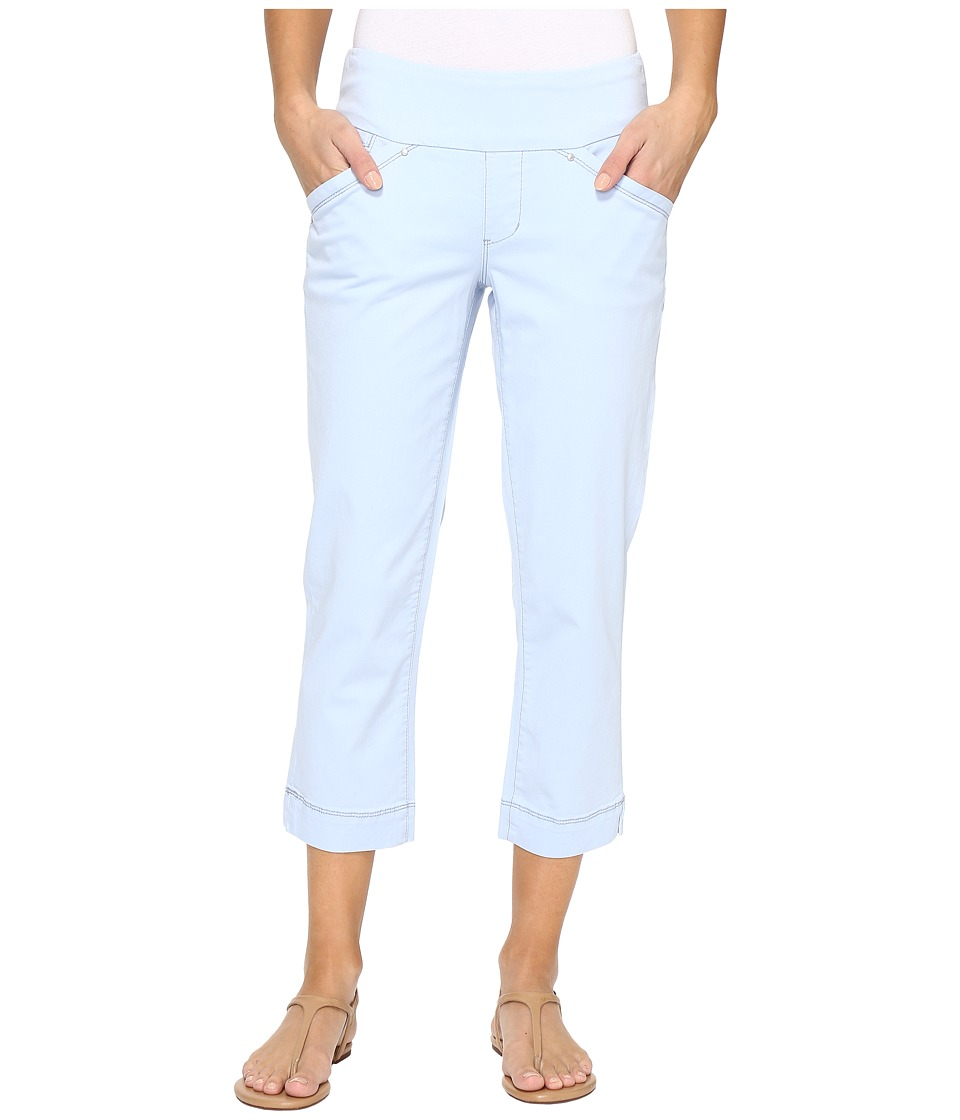 Jag Jeans Marion Crop in Bay Twill (Bluebell) Women