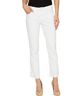 Jag Jeans - Haven Ankle Flare White Denim w/ Released Hem