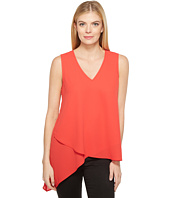 Karen Kane - Asymmetric Layered Tank Top